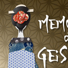 Memoirs of a Geisha book redesign